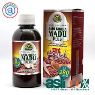 Sari Kurma Madu Plus Angkak 280 ml