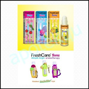 FRESH CARE TEENS PASSION FRUIT 10ML (BANDED)