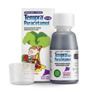 TEMPRA SYR 30 ML & 60 ML