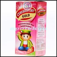 Cerebrofort Gold Strawberry 100 ml