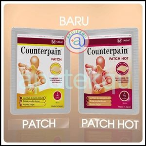 Counterpain Patch 7's