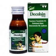 DECOLSIN SYR 60ML