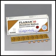 Flamar 50 mg
