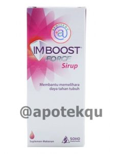 Imboost Force syrup 120 ml