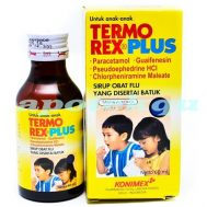 TERMOREX PLUS SIRUP 60ML