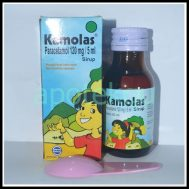 KAMOLAS SYR 60ML