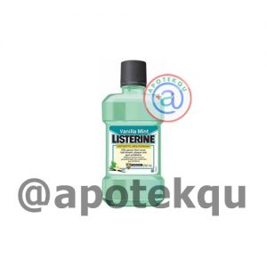 Listerine Vanilla Mint 80 ml