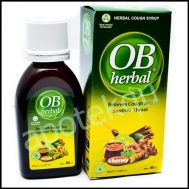 OB HERBAL SYR 60ML