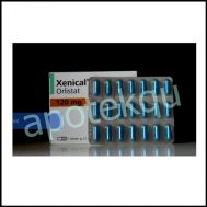 XENICAL 120 MG CAP