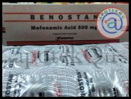 Benostan 500 mg TABLET