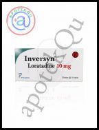 INVERSYN 10 MG TABLET