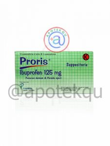 Proris Supp 125 mg
