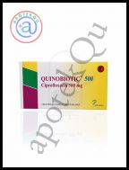 QUINOBIOTIC 500 MG