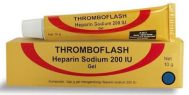 THROMBOFLASH GEL 10G