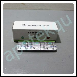 CLINDAMYCIN  150MG TAB