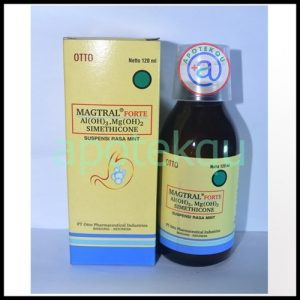 Magtral Forte 120 ml syrup