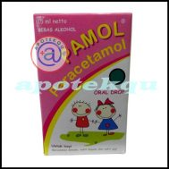 Pamol Drop 15ml