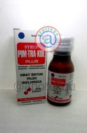 PimTraKol Plus Syrup Cherry 60 ml