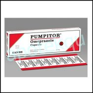 PUMPITOR 20MG CAP