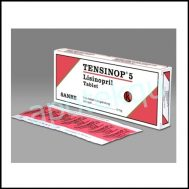 TENSINOP TABLET 5 MG