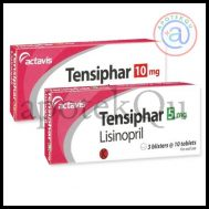 TENSIPHAR 10 MG TABLET