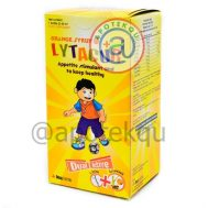 Lytacur Syrup 60 ml