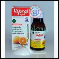 Vipcol 60 ml Syrup