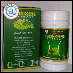 Green Coffee Extract Ash-Shihhah