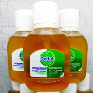DETTOL ANTISEPTIC LIQUID 45 ml